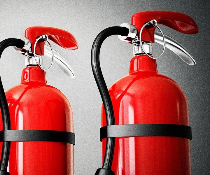Prevenzione incendi con sopralluoghi presso le aziende